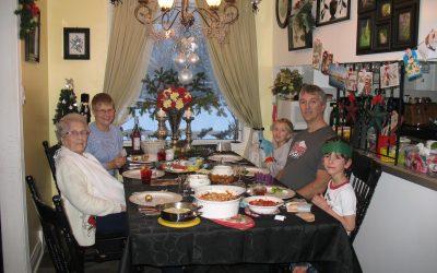 Holiday Traditions – La Vigilia di Natale